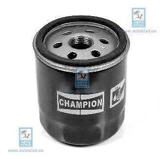 Фильтр масляный CHAMPION COF100165S
