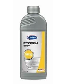 Купить Масло моторное 5W-30 Eco Ren 1л COMMA ECOREN5W30SYNT1L