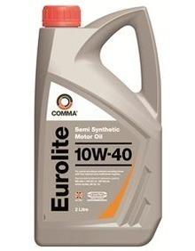 Купить Масло моторное 10W-40 Euro Lite 2л COMMA EUROLITE10W402L