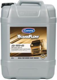 Масло моторное 10W-40 TransFLow AD 20л COMMA TRANSFLOWAD10W4020L: продажа