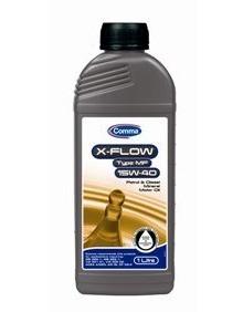 Масло моторное 15W-40 X-FLow MF 1л COMMA XFLOWMF15W40MIN1L