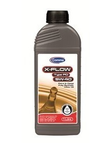 Купить Масло моторное 5W-40 X-FLow PD 1л COMMA XFLOWPD5W40SYNT1L