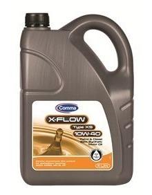 Масло моторное 10W-40 X-FLow XS 4л COMMA XFLOWXS10W40SEMI4L