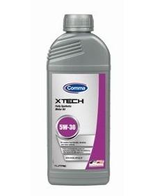 Масло моторное 5W-30 X-Tech 1л COMMA XTECH5W301L