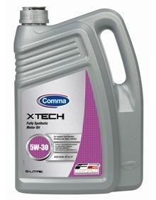 Масло моторное 5W-30 X-Tech 5л COMMA XTECH5W305L: купить
