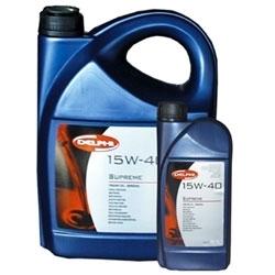 Масло моторное 15W-40 Supreme Diesel 1л DELPHI 93891209: купить