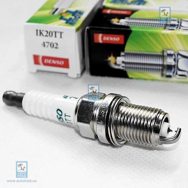 Свеча зажигания Iridium Twin Tip (TT) DENSO IK20TT: заказать