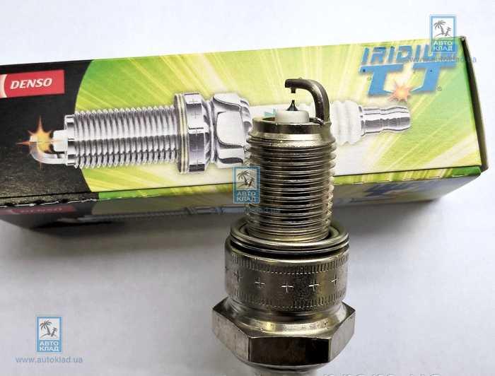 Свеча зажигания Iridium Twin Tip (TT) DENSO IW20TT