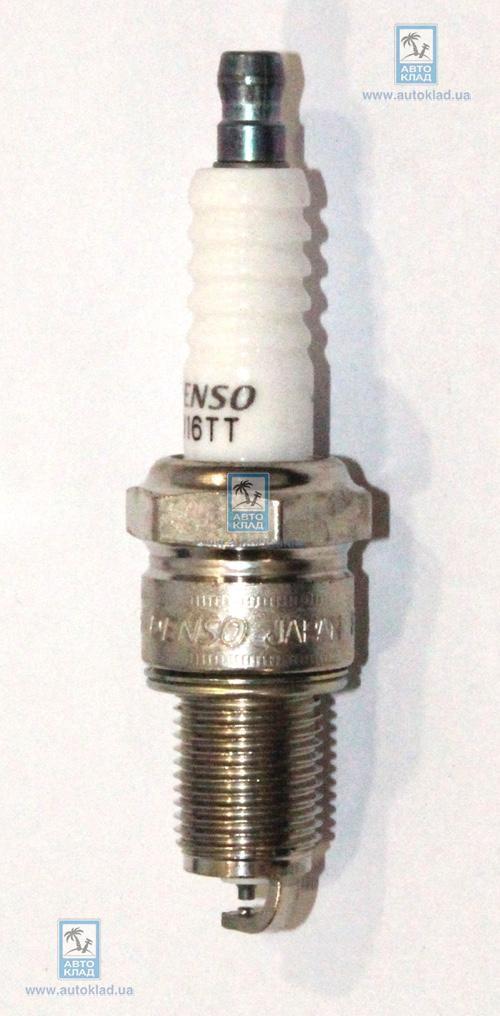 Свеча зажигания Twin Tip (TT) DENSO W16TT: описание
