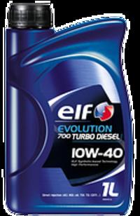 Масло моторное 10W-40 Evolution 700 Turbo Diesel 1л ELF ELF0066