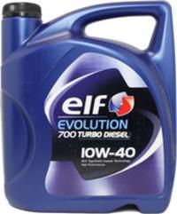 Масло моторное 10W-40 Evolution 700 Turbo Diesel 5л ELF ELF0067: заказать