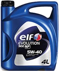 Масло моторное 5W-40 Evolution 900 NF 4л ELF ELF0069: заказать