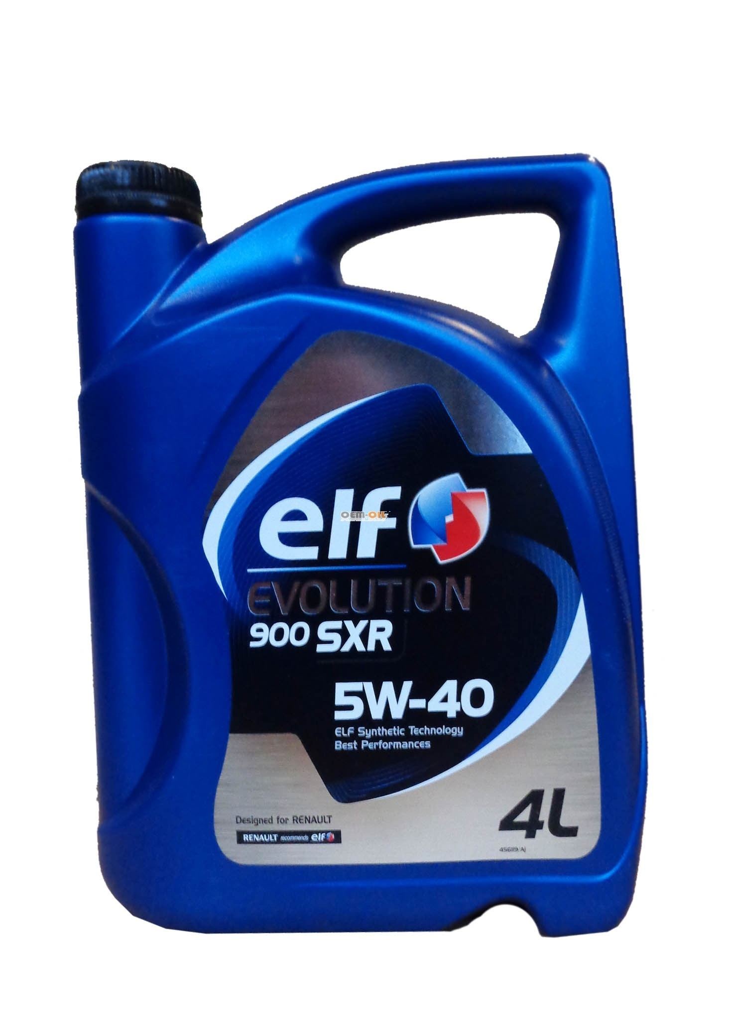 Масло моторное 5W-40 Evolution 900 SXR 4л ELF ELF0070