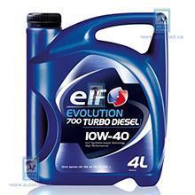 Масло моторное 10W-40 Evolution 700 Turbo Diesel 4л ELF ELFEVOL700TD10W40L4