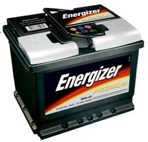 Аккумулятор 44Ач 440A Premium ENERGIZER 544402044