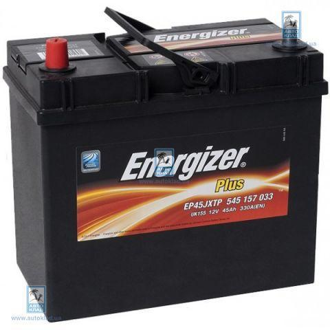 Аккумулятор 45Ач 330A PLUS ENERGIZER 545157033
