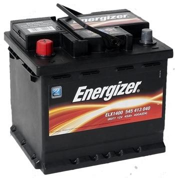 Аккумулятор 45Ач 400A ENERGIZER 545413040