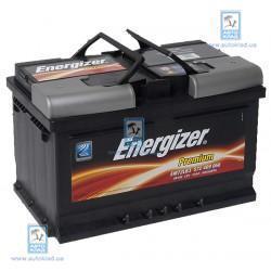 Аккумулятор 72Ач 680A Premium ENERGIZER 572409068