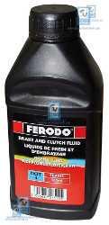 Тормозная жидкость DOT4 1л FERODO FBX100