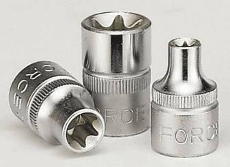 Головка торцевая 3/8'' TORX E8 FORCE 53608