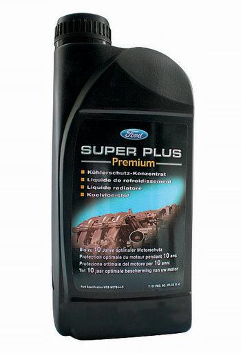 Антифриз зеленый Super Plus Premium концентрат 1л FORD 1336797