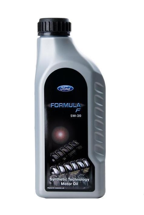 Масло моторное 5W-30 Formula F 1л FORD 1515DA