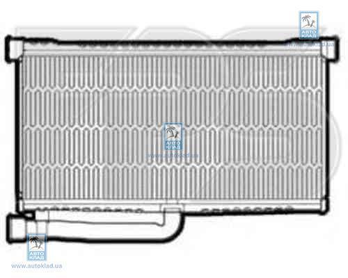 Радиатор отопителя салона FPS 12N57X