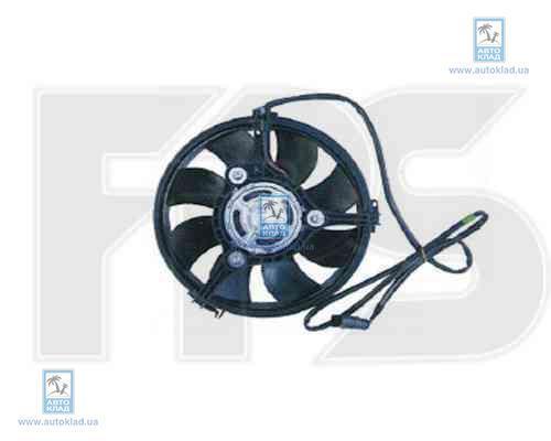 Вентилятор радиатора FPS 12W80