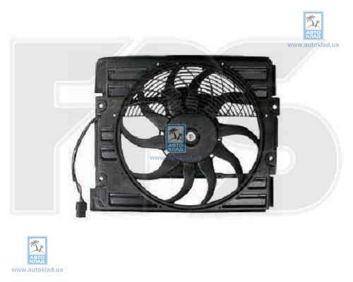 Вентилятор радиатора FPS 14W150