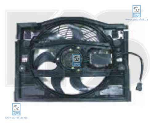 Вентилятор радиатора FPS 14W48