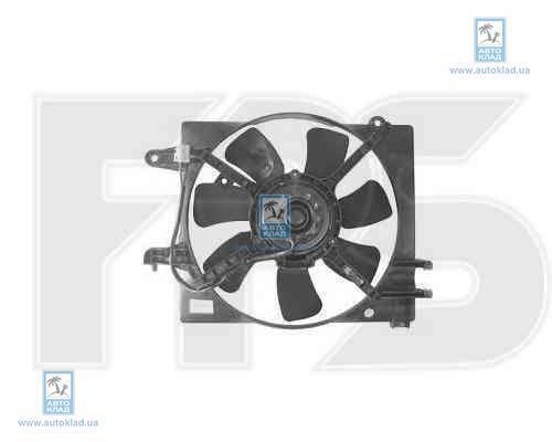 Вентилятор радиатора FPS 22W100