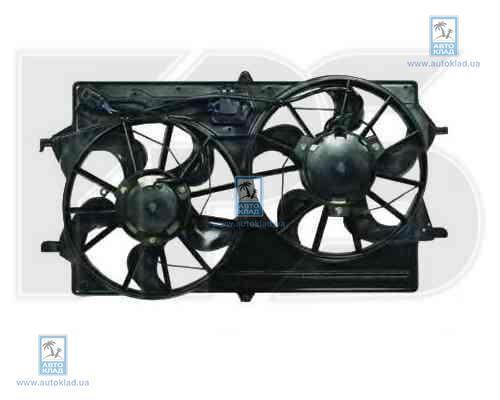 Вентилятор радиатора FPS 28W181