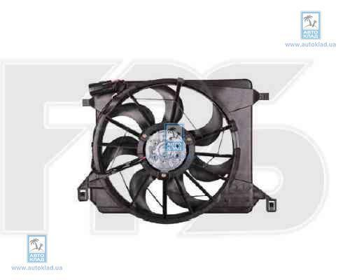 Вентилятор радиатора FPS 28W25
