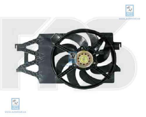 Вентилятор радиатора FPS 28W44