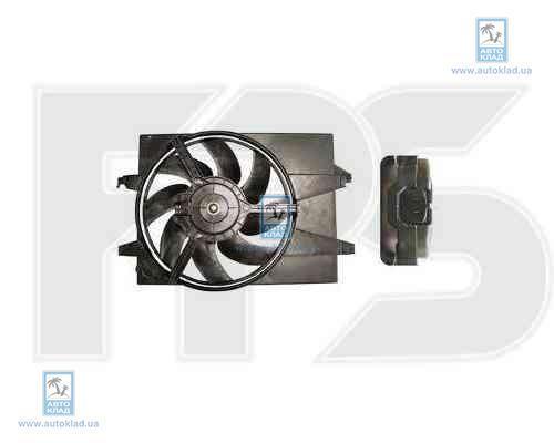 Вентилятор радиатора FPS 28W74
