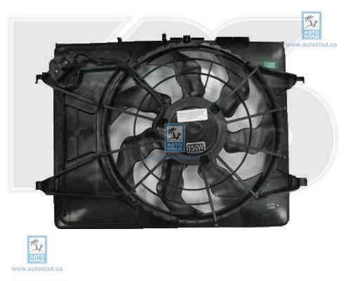 Вентилятор радиатора FPS 32W46