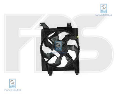 Вентилятор радиатора FPS 32W68