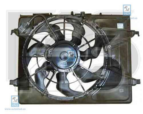 Вентилятор радиатора FPS 32W819