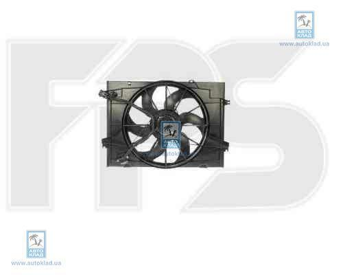 Вентилятор радиатора FPS 32W96