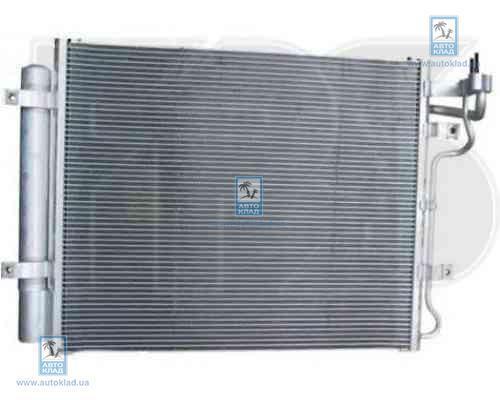 Радиатор кондиционера FPS 40K508X