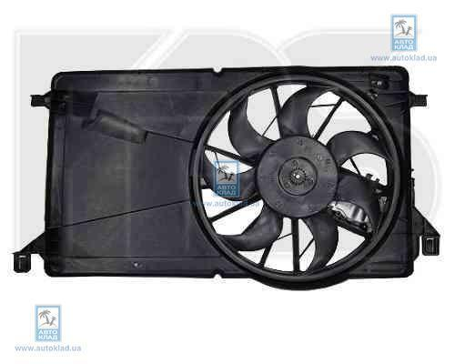 Вентилятор радиатора FPS 44W125