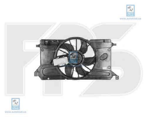Вентилятор радиатора FPS 44W126