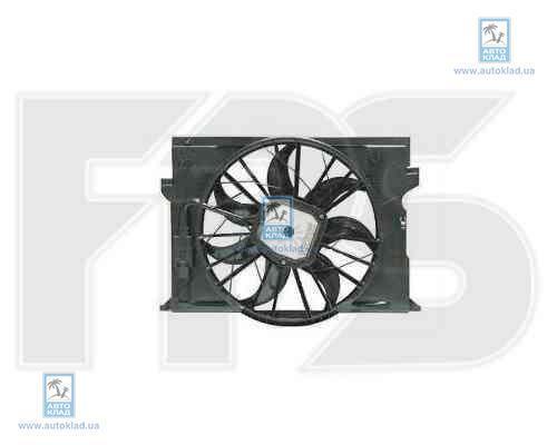 Вентилятор радиатора FPS 44W169