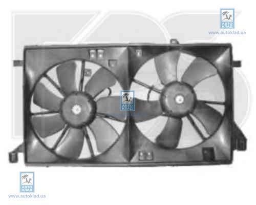 Вентилятор радиатора FPS 44W196