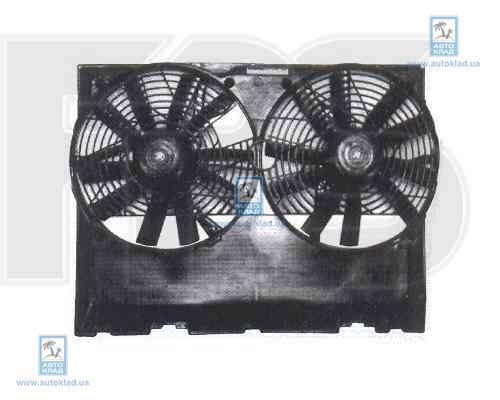 Вентилятор радиатора FPS 46W253