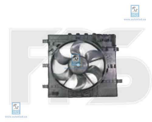 Вентилятор радиатора FPS 46W53