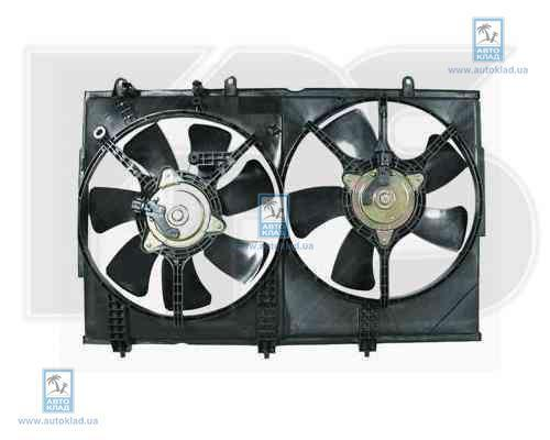 Вентилятор радиатора FPS 48W312