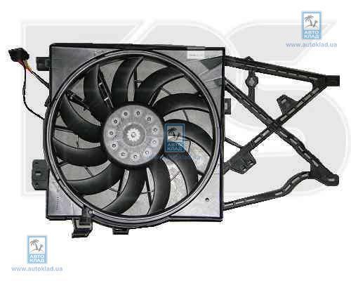 Вентилятор радиатора FPS 52W54