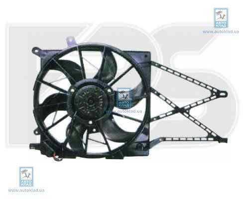 Вентилятор радиатора FPS 52W62