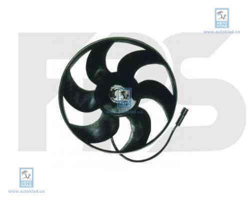 Вентилятор радиатора FPS 52W67